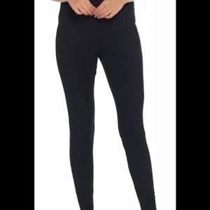 LEGACY-Black Boho Cotton Legging/Pants-XL